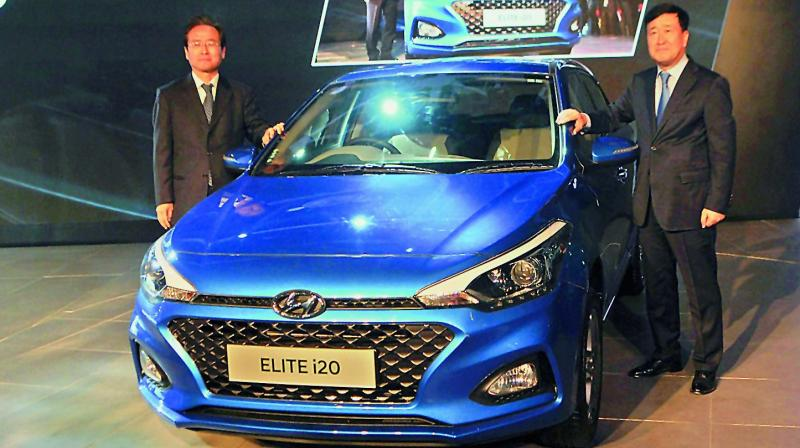 Hyundai Elite i20 facelift explained in detail