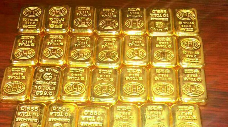 Gold rose by 0.13 per cent to $1,255.70 an ounce in Singapore.