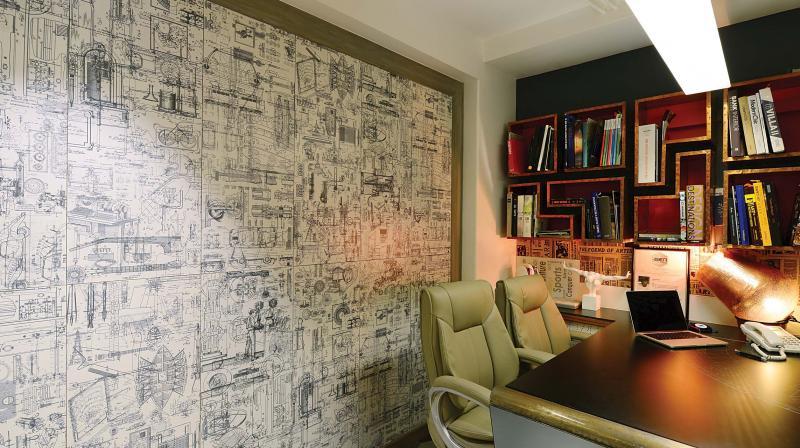 Sumesh menon's private space.