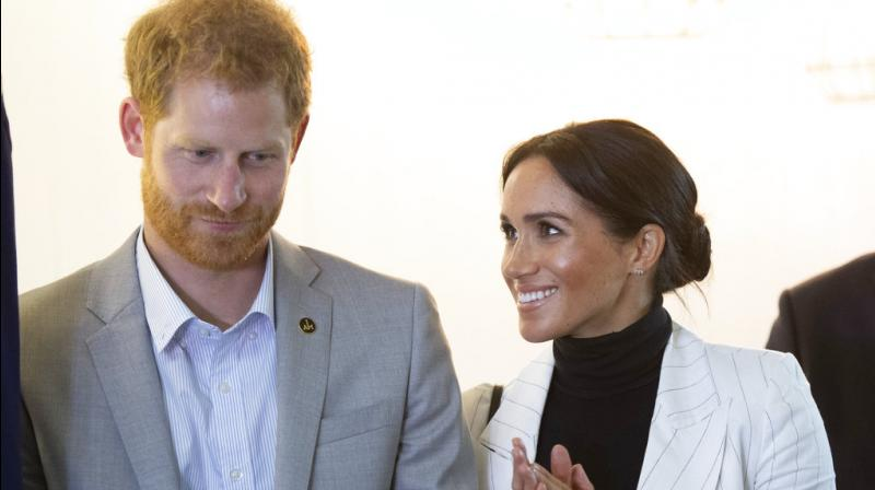 Royal tour: Harry and Meghan's Australia trip so far