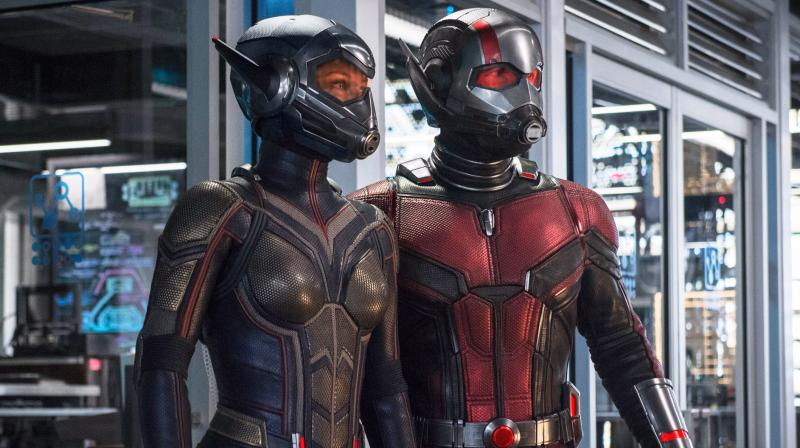 'Ant-Man and the Wasp' is the sequel to 2015's Ant-Man, and the twentieth film in the Marvel Cinematic Universe (MCU).