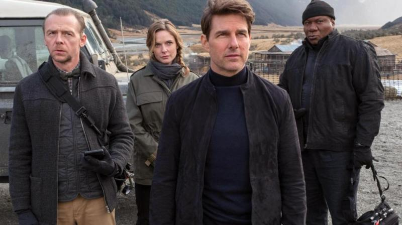 'Fallout' It is the sixth installment in the Mission: Impossible film series.