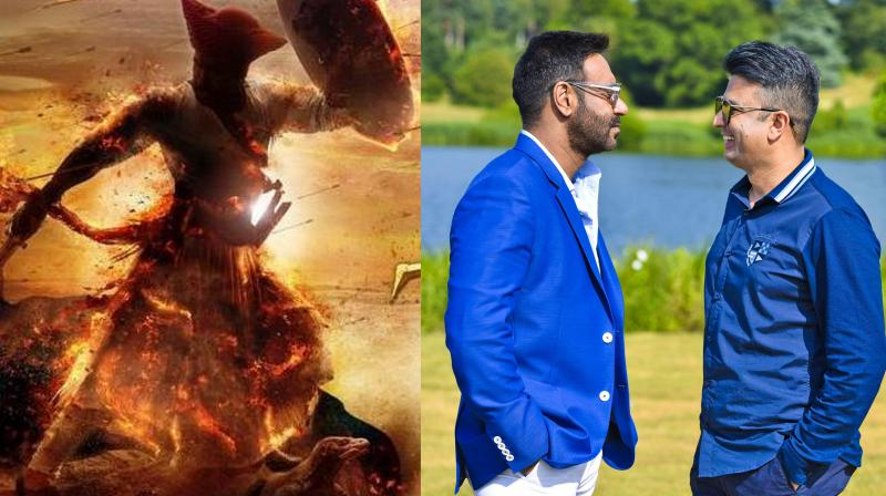 Bhushan Kumar had recently flown to London to meet Ajay Devgn for a discussion over Taanaji.
