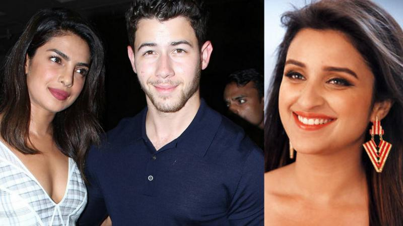 Parineeti Negotiates The Deal With Nick Jonas For His Wedding With