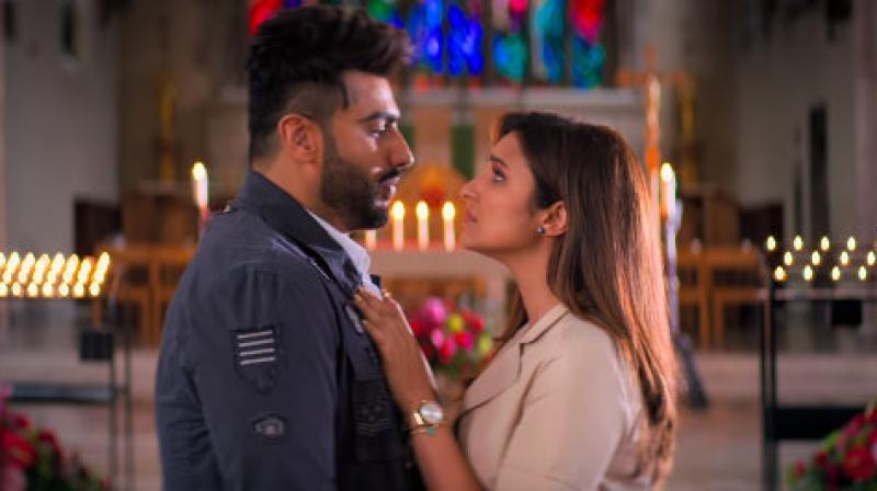 Namaste England Movie Review Easy On The Eye Difficult On Senses