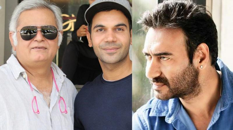 Hansal Mehta has approached Rajkummar Rao for a comedy film.