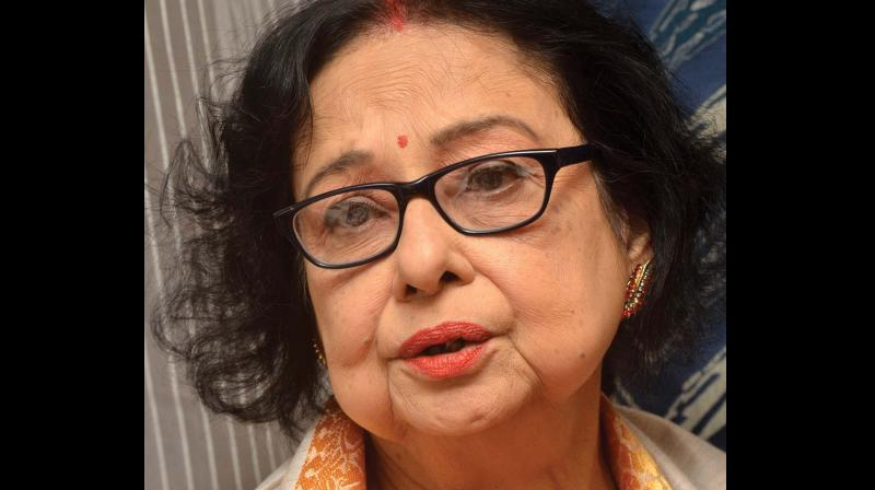 Soul of masterpiece is not just the award: Madhabi Mukherjee