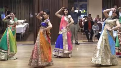 Viral Wedding Dance Videos The Video Which Was Posted In January Has Gone Only Recently With Over Six Million