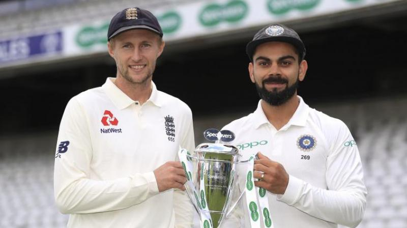 While England have already sealed the series 3-1 with one match to play, Virat Kohli has already aggregated 544 runs with two hundreds and three centuries to his name. (Photo: AP)