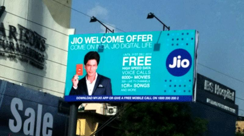 Reliance Jio soft-launches net services of 5G speed