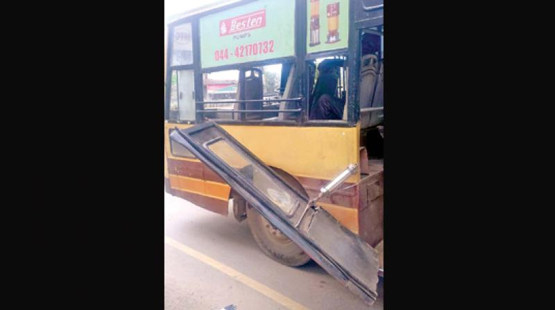 Tamil Nadu Run Buses Claim Over 25 Lives In Fortnight