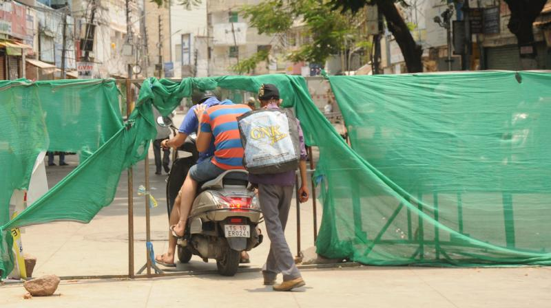 Result of relaxed lockdown in Hyderabad: 620 Covid-19 cases, 15 deaths in 14 days