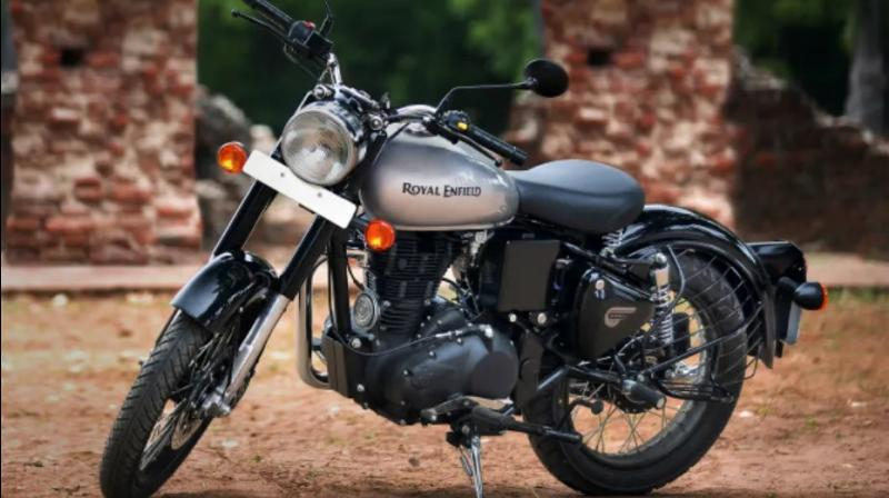 Royal Enfield Classic 350 S is equipped with single-channel ABS.