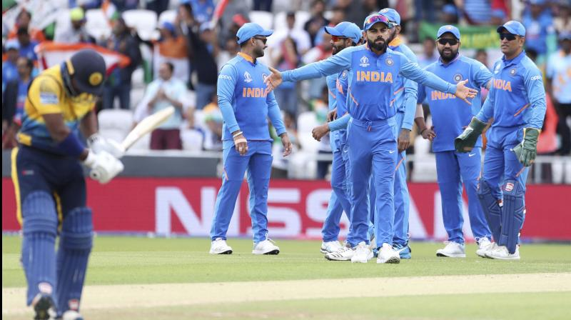 More than two months before the start of the World Cup, he only predicted that Virat Kohli's boys would return empty-handed. (Photo:AP/PTI)