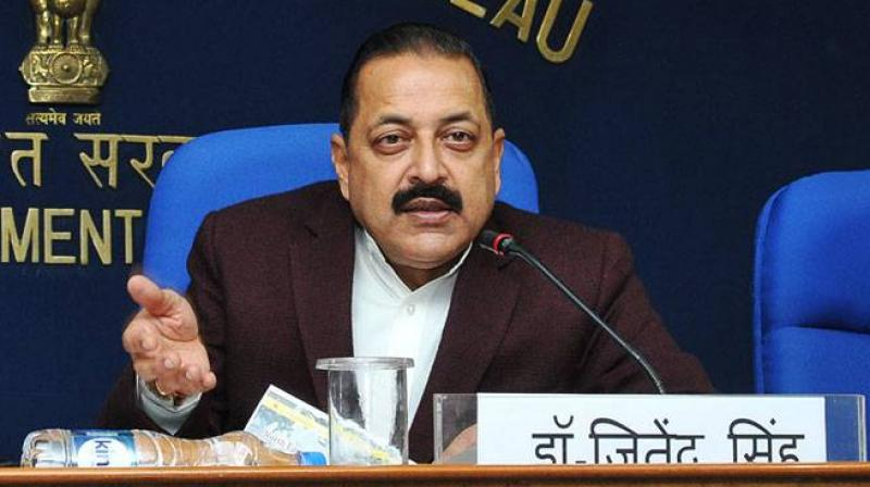 The minister also allayed the apprehensions that people from outside would come and grab government jobs in Jammu and Kashmir. (Photo: File)