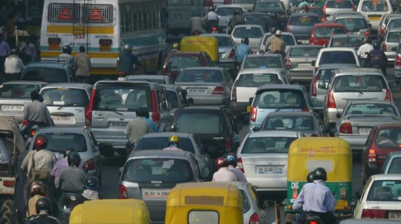Other solutions would be focused on various aspects such as financing the EVs through a government-led interest rate subvention scheme, data solutions, awareness campaigns, and capacity-building programs. (Photo: ANI)