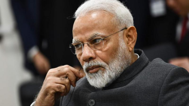 PM Modi has said that India has a capacity of 4GW and the country has set a target of adding 100 GW of solar power by 2022. (Photo: File)