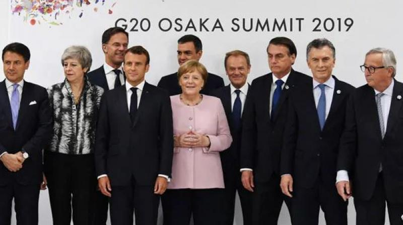 Climate change was one of the most contentious issues at the G-20 gathering. (Photo: AFP)
