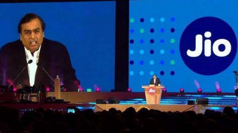 Mukesh Ambani has been at the centre of Jio's launch.