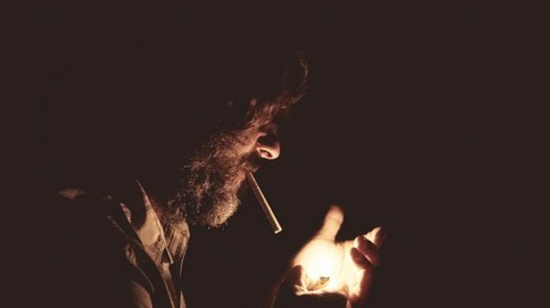 Head and neck cancer patients who smoke and also drink may be creating more problems for themselves than they realize. (Photo: Pixabay)