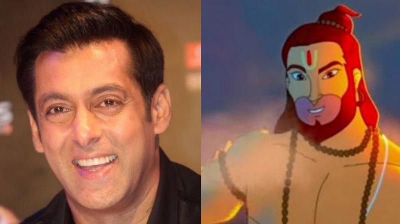 Salman Khan's Hanuman Da Damdaar to be biggest pan-Indian