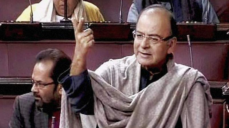 PM Modi never questioned Manmohan Singh's commitment to India: Arun Jaitley
