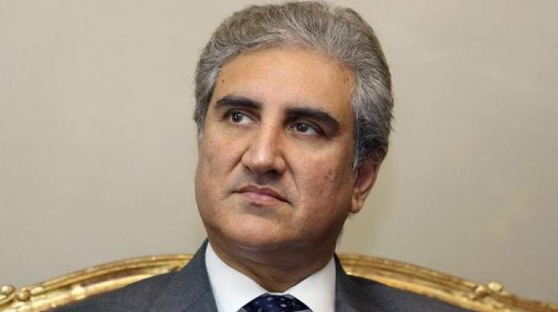 Despite that Qureshi claimed that Kashmiri people have been disconnected from the outer world by Indian forces as there is still a blockage of communication networks in the valley. (Photo: File)