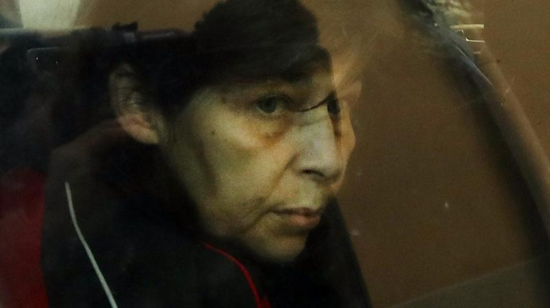 Dagorn is already serving a five-year prison term for theft, fraud and sequestration involving an octogenarian in the French Alps in 2012 who had agreed to let her live with him in exchange for sexual relations. (Photo: AFP)