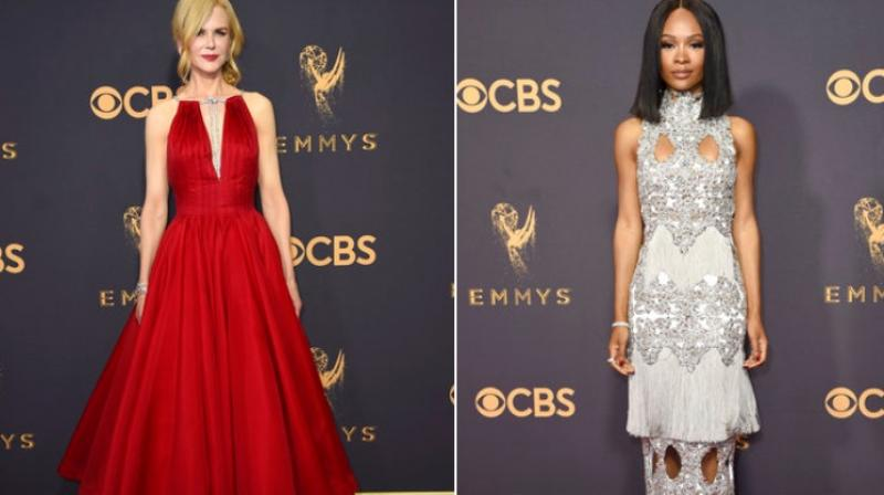 Emmy Awards 2017: Best and worst dresses of the night
