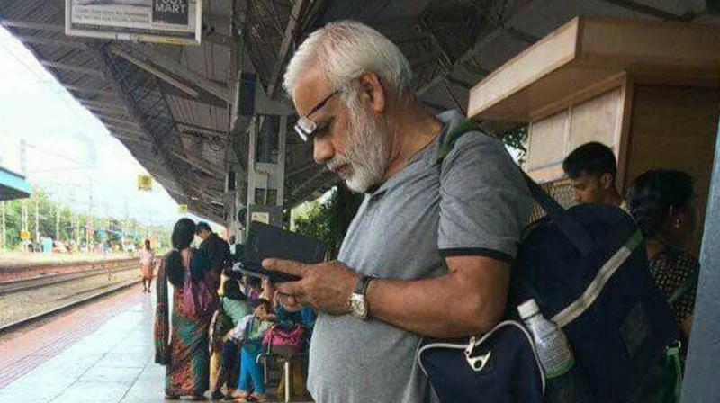 The 64-yr-old from Kannur who has shot to the limelight after AIB's controversial tweet, broke his silence and asked a legitimate question – Why would someone do this to him? (Photo: Twitter)