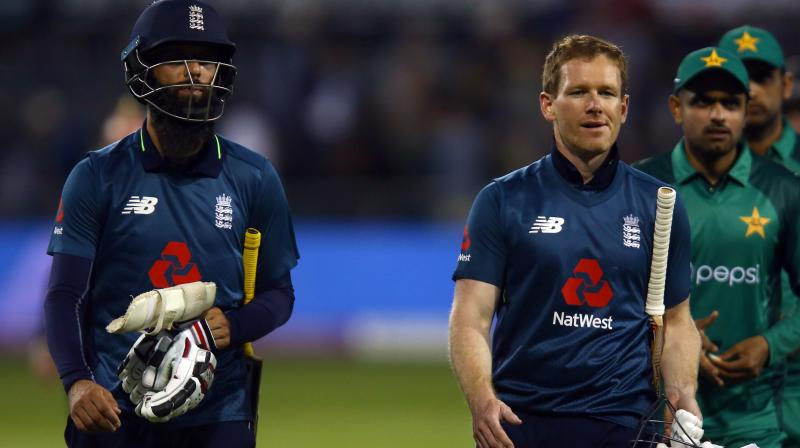 England will next meet Pakistan for the fourth ODI on May 17 at Nottingham. (Photo: AFP)