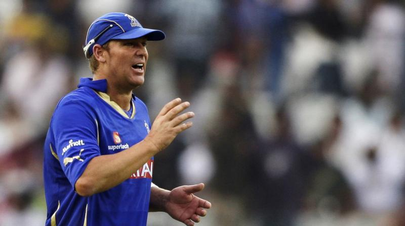 Former Australian spin legend Shane Warne had a memorable inaugural season in the Indian Premier League (IPL), leading the Rajasthan Royals to their maiden title back in 2008. (Photo: AP)