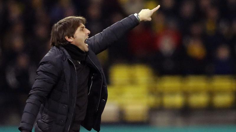 Antonio Conte is 'done four' - has Chelsea boss managed his last game?