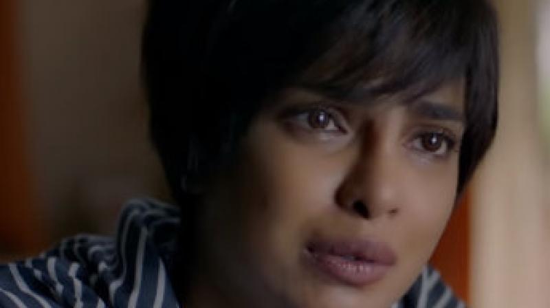 Priyanka Chopra. (Image Courtesy:Youtube/RSVP Movies)