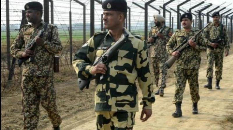 The Indian Army is retaliating strongly and effectively, the officer said, adding the firing is presently on. (Representational Image)
