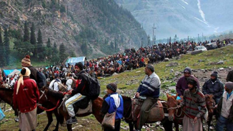 A police official said that adequate security arrangements have been put in place to ensure the 45-day pilgrimage passes off peacefully. (Photo: PTI)