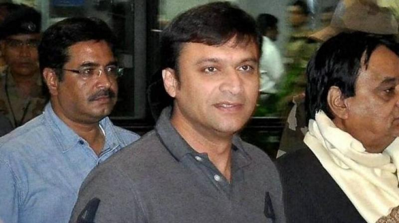 All India Majlis-e-Ittehadul Muslimeen MLA from Hyderabad, Akbaruddin Owaisi (Photo: PTI)