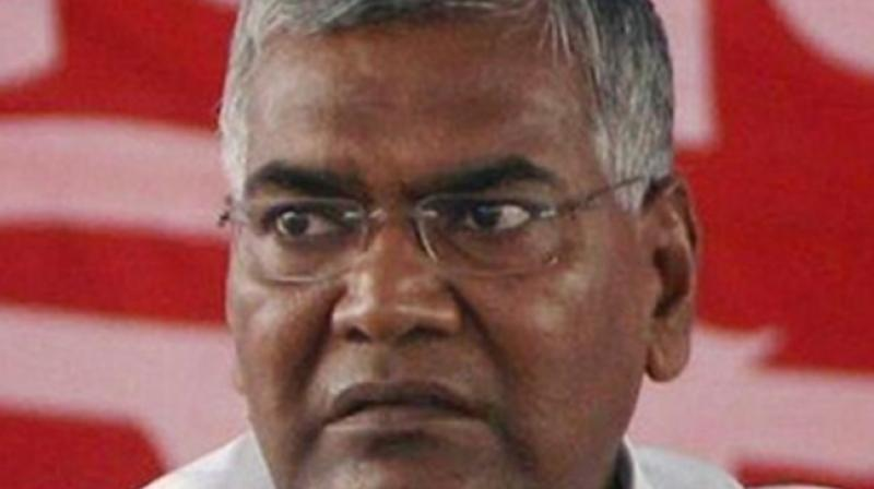 CPI leader D Raja (Photo: PTI)