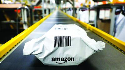 Amazon has often been criticised for using too much plastic and thermocol to wrap its billions of packages of shipments.