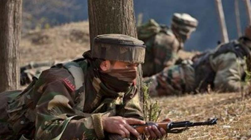 The militants had crossed in to India after completing their training in the camps of Kamtapur Liberation Organization in Chittagong Hill Tracts of Bangladesh. (Photo: File/Representational)