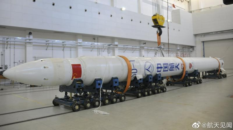 The release of the flight schedule by China Rocket Co, a unit of state-owned China Aerospace Science and Technology Corp, comes two months after the firm's first reusable rocket, the 23-tonne Smart Dragon-1, delivered three satellites into orbit. (Photo: NASASpaceFlight.com)