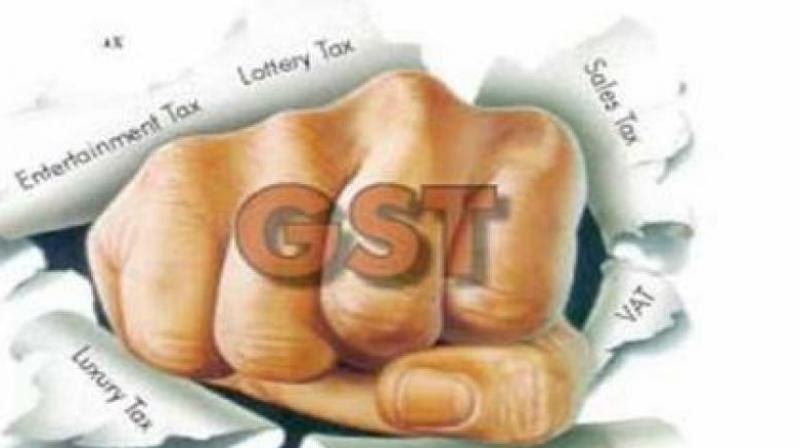 The GST council is also  relooking at the issue of dual control as new issues have cropped up.