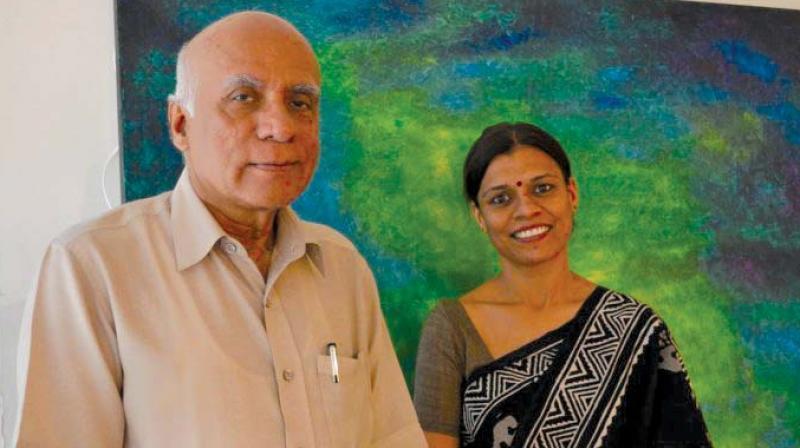 Akumal Ramachander and Bhavna Kothari