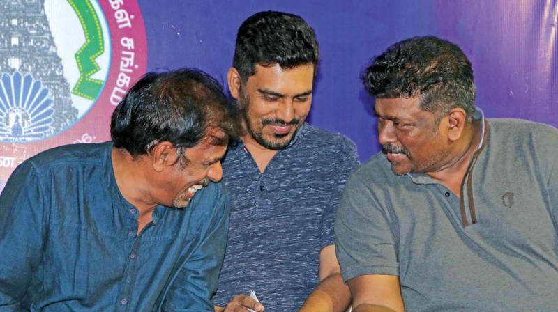 RKS, Prabhu and Parthi