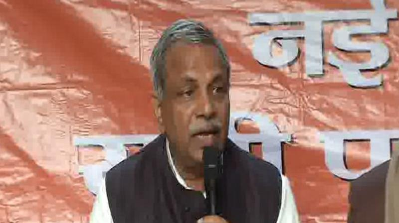 VHP spokesperson Surendra Jain also advocated early passage of the Citizenship Amendment Bill in Parliament to address the concerns and the worries being raised by several political and social outfits after the publication of NRC in Assam.  (Photo: ANI)