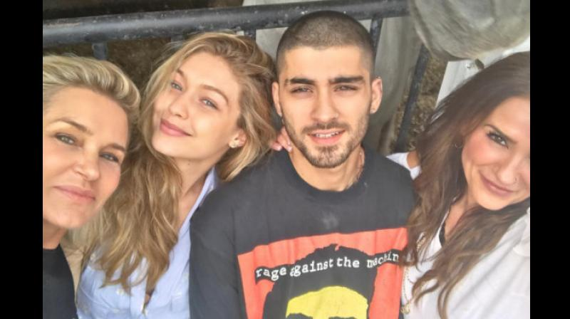 Gigi, 22, and Zayn, 24, started dating in 2015.
