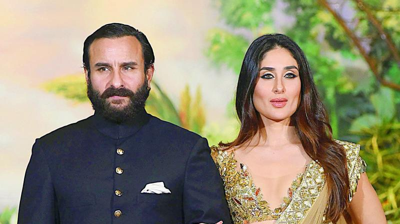 Saif Ali Khan opens up about wife Kareena's second pregnancy