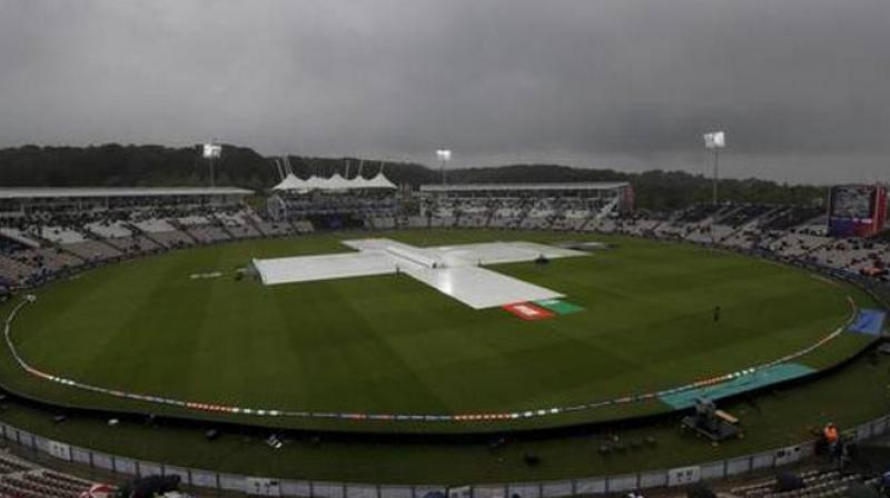 The previous match was reduced by 10-overs in the second innings after the rain interfered in the match many times, but luckily, India was able to play a full-fledged 40-overs match. (Photo:AP)