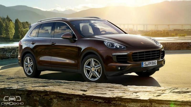 Porsche on Monday announced opening of bookings for its flagship SUV, Cayenne Turbo, priced at Rs 1.92 crore.