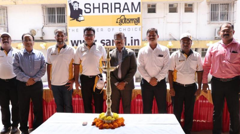 Over Rs 10 000 Crs Of Business Transacted Across 73 Shriram Automall Platforms